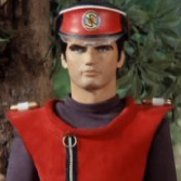 Captain Scarlet is still fantastic, but Alan needs to stop with big kits