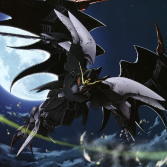 The Deathscythe piloted by Duo Maxwell, also by me if the are ever perfected